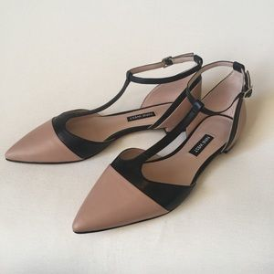 Nine West pointed toe